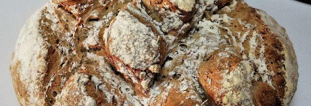 Le pain aux céréales de Pauly