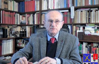 Une grande figure de la généalogie et de l'héraldique s'en est allée, Hervé Pinoteau 1927-2020