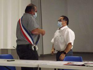 Barrême Mairie 3éme mandat pour Jean Louis CHABAUD