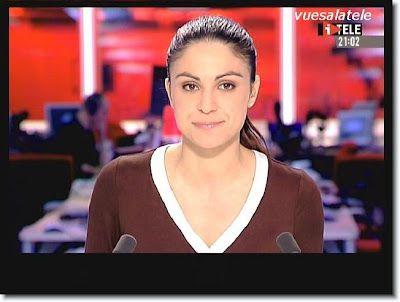 2007 12 08 @21H36 - SONIA CHIRONI, I>TELE, INFO SOIR