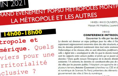 Intervention à l'Ecole d'Architecture de Montpellier sur la ville numérique