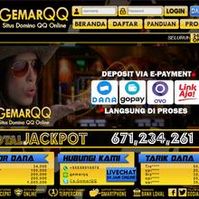 GemarQQ Situs Bandarqq online terbaik dan terpercaya