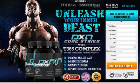 DXN Code Strike - Use This Supplement ! And You Get Best Result In few Days!