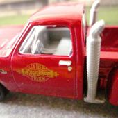 78 DODGE LIL RED EXPRESS PICK-UP HOT WHEELS 1/64 - car-collector.net