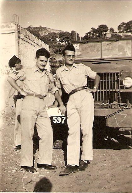 Montenotte 1957 - 1959   photos Rene PORTIER