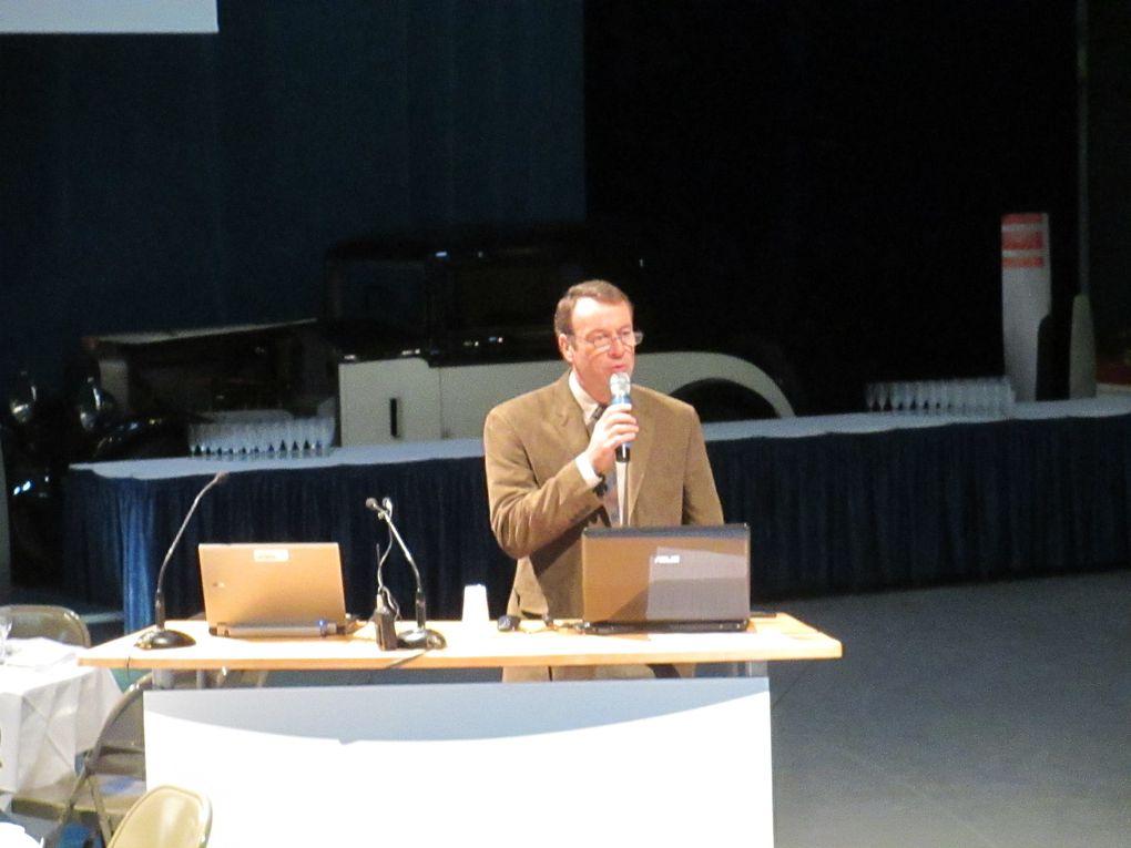 Symposium des confréries d'Ile de France le 19 octobre 2013
