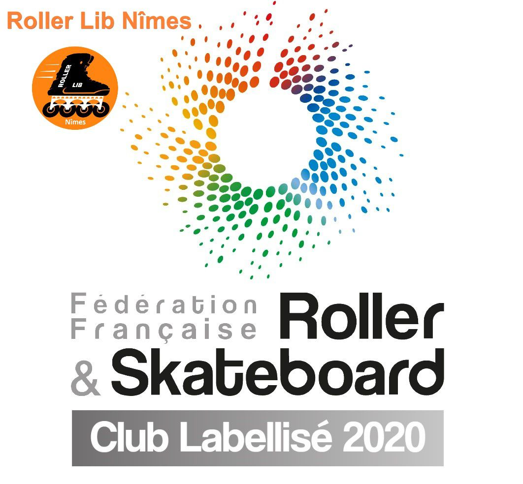 Nîmes, club sport, plein air, roller lib, instagram