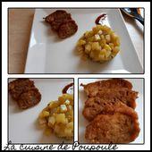 Filet mignon aux épices - La cuisine de poupoule