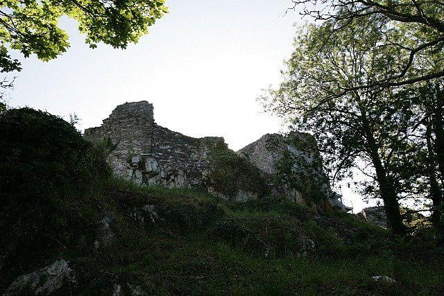Diaporama château de La Roche Maurice