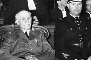 """Pourquoi """"l'indignité nationale"""" de Pétain n'a pas empêché Macron de tomber dans le piège"""