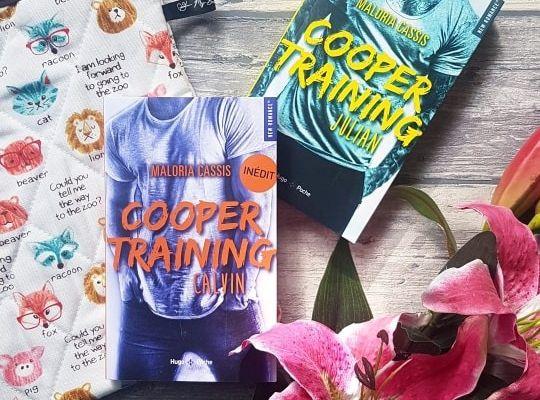 Cooper Training, tome 2 : Calvin- Maloria Cassis