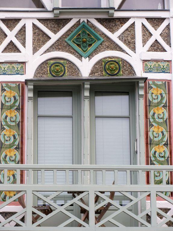 Saint Valery en Caux Varengeville et les vitraux de Braque