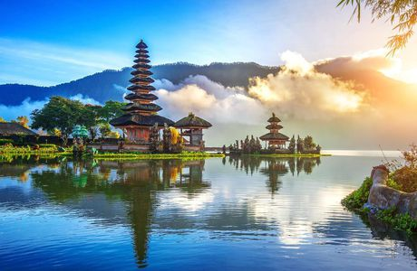 Dream vacation to bali indonesia