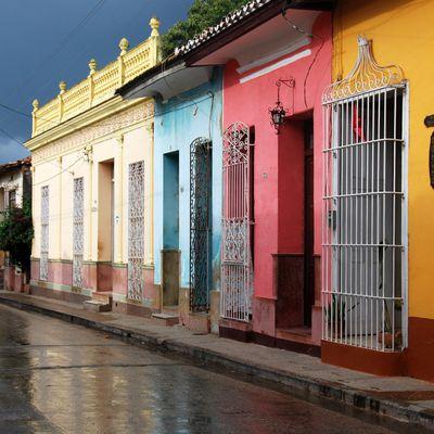 Aléatoire / Cuba 2011 / 3 / Il est 09h09, nous sommes le 10 Avril 2021