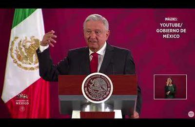 Andrés Manuel López Obrador appelle à la conciliation sur la peinture de Emiliano Zapata