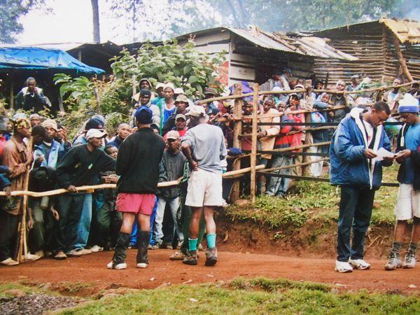 Le toit de l'Afrique : mon ascension du Kilimandjaro : il y a presque 10 ans déjà ! (1ère partie)