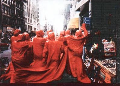 The Red Coat ''Same Skin for Everybody'' @ Nicola L. 1992