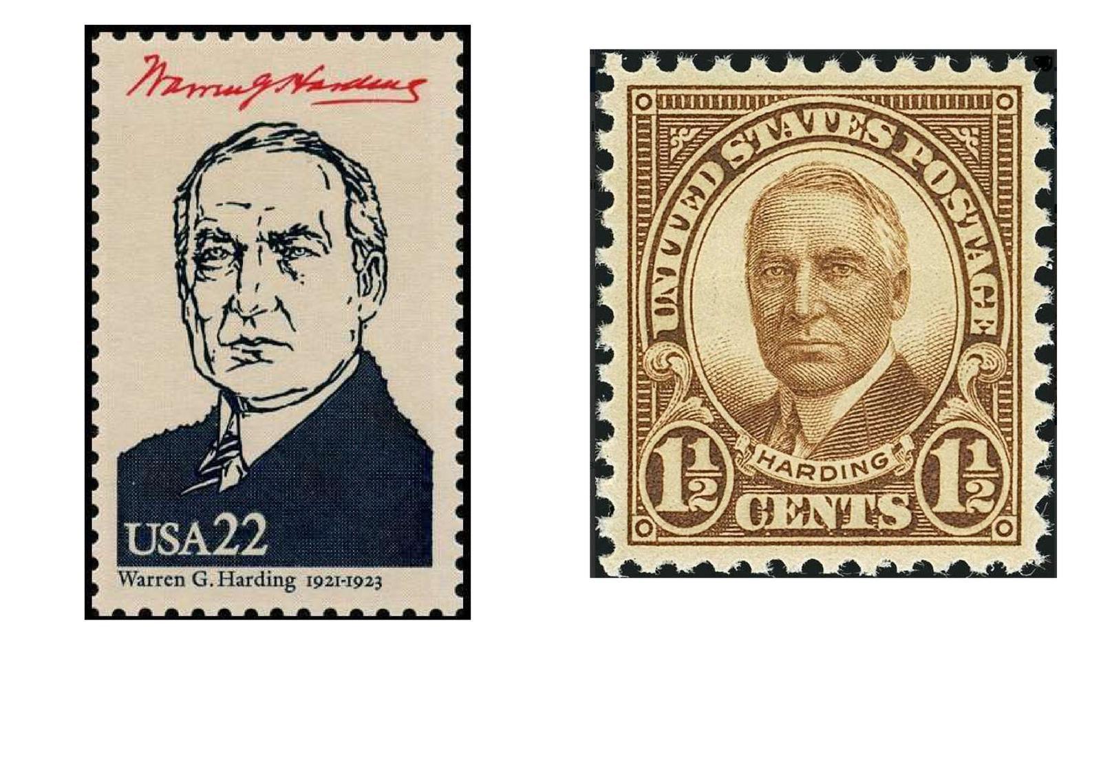 Les présidents des Etats-Unis d'AMERIQUE