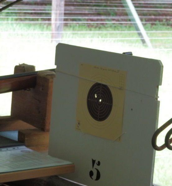 Concours de tir organisé par l'AOR de Soultz Ensisheim