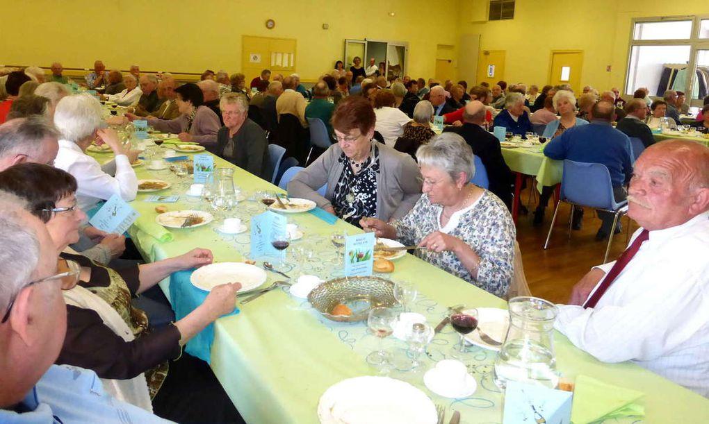 Banquet des Anciens de Saint-Paterne-Racan