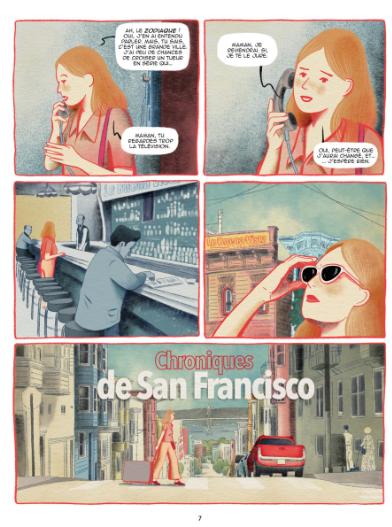 Chroniques de San Francisco 1. Armistead MAUPIN, Isabelle BAUTHIAN et Sandrine REVEL – 2020 (BD)