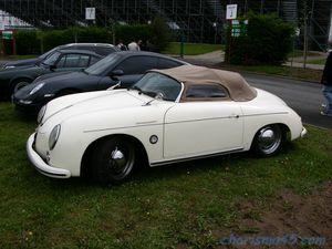 Porsche 356 (Classic-Days en camping-car)