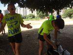 Parkrun Uditore (1° agosto 2015). Uniti e temprati nella canicola