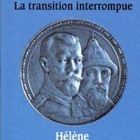 Nicolas II, la transition interrompue