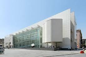 Espagne Barcelone /Le Musée de l'Art Contemporain