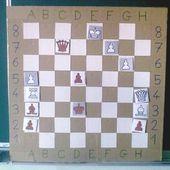 Le jeu d'échecs en CP - 2