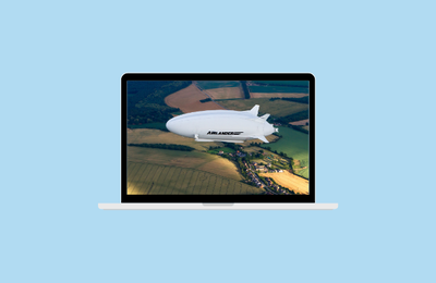 RED Aircraft Announce That Their Technology Powers Airlander 10