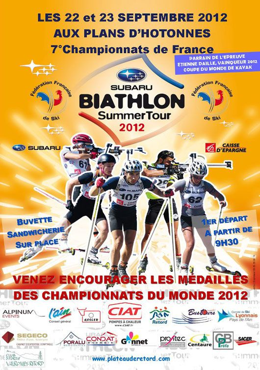 Biathlon Summer Tour
