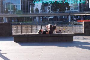 Voyage en Australie (2) : la vie quotidienne à Melbourne
