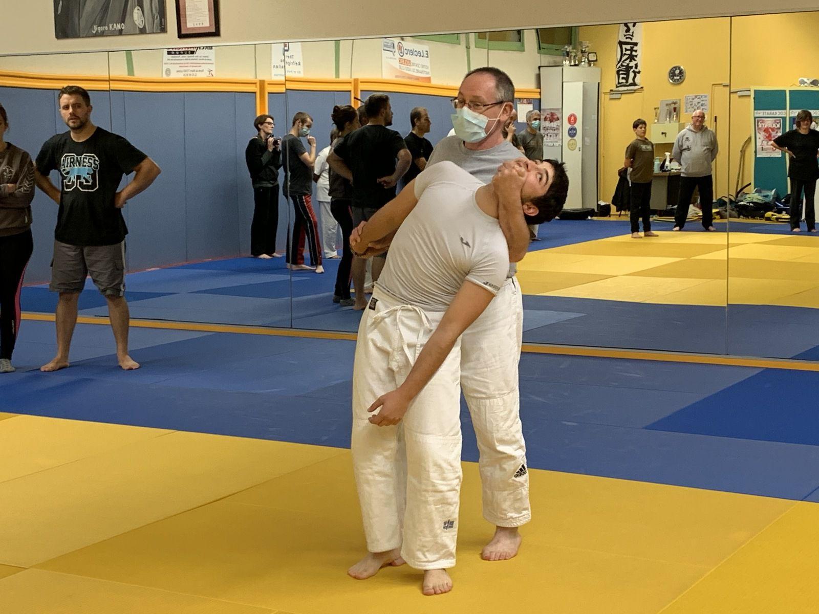 News du Judo Club Castélorien
