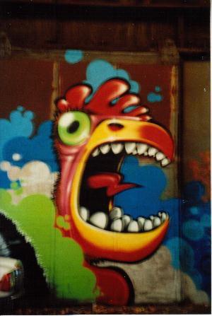Tout un bestiaire anime les murs des villes. Parfois très proches des monstres tous ces animaux hantes les jungles urbaines.