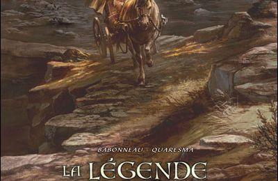 la légende de la mort - Christophe Babonneau