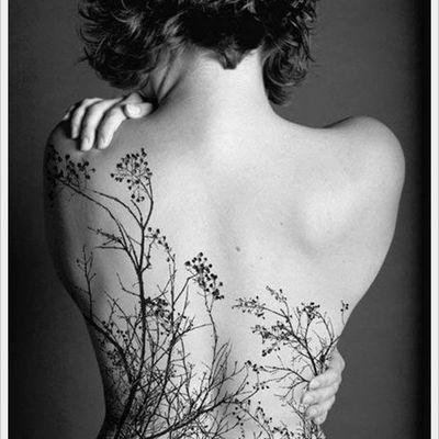 """Lettre ouverte à celui qui m'a dit """" Tu pourrais être belle, dommage t'es tatouée """""""