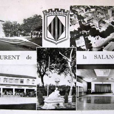 SAINT-LAURENT-DE-LA-SALANQUE (Pyrénées Orientales)