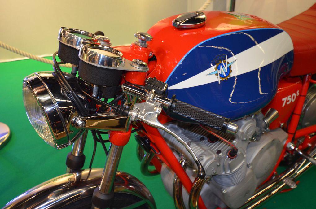Salon-Moto-Legende-2014 Paris Vincennes  Exposition motos anciennes bourse aux piéces