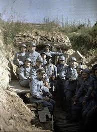 1914-1918: La Grande Guerre