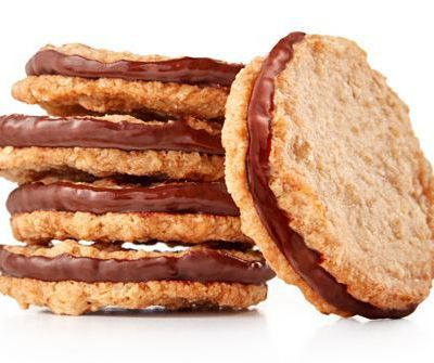 Havreflarn ou mes petits biscuits comme chez Ikea