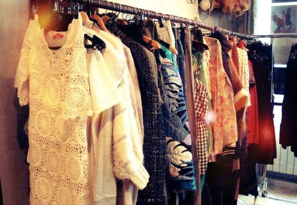nouveau : dépôt-vente vêtements adulte