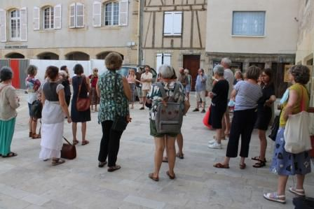 L'exposition Carnet de Voyage est ouverte