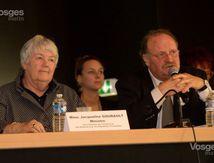 Politique La ministre Jacqueline Gourault face aux maires ruraux