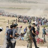 L'attaque des Kurdes par Erdogan