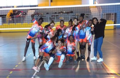 AS Volley  mercredi 14 octobre