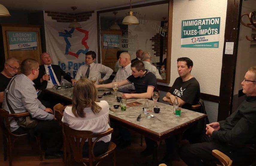 Compte-rendu de la réunion militante du Parti de la France à Nancy (01/06/19)