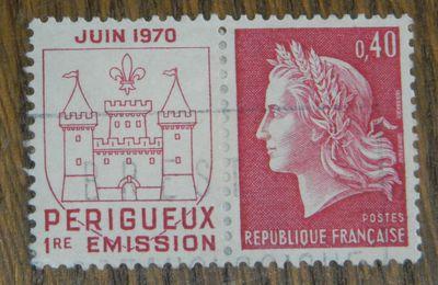Périgueux / Boulazac et sa fabrique de timbres-poste