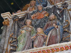 Chapelle de Bretagne : ND de Locmaria à Melrand