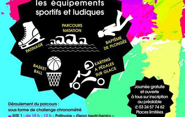 Agglo : Journée Gratuite du Sport le 22 Mai 2016